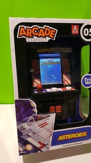 Atari Asteroids Arcade Classics Game for Sale in Denver, PA