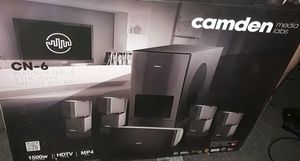 Camden home theater for Sale in Citra, FL