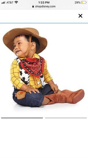 Woody costume for Sale in Wildomar, CA
