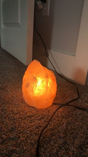 Himalayan Salt Lamp for Sale in Hilliard, OH