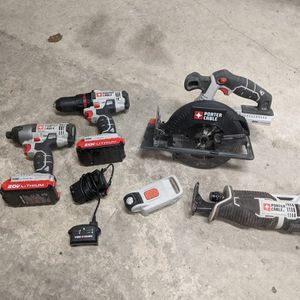 20v Porter Cable for Sale in Puyallup, WA