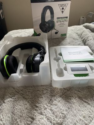 Turtle Beach XO Four Stealth Headset for Sale in Brentwood, TN