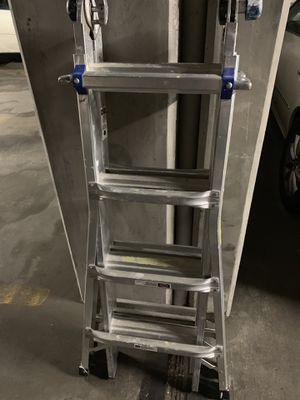 Werner 17' Telescoping Ladder w/ 300 lbs capacity for Sale in Salt Lake City, UT