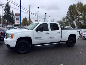 2011 GMC Sierra 2500HD for Sale in Everett, WA