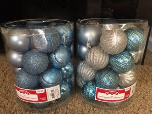 56 Ornaments!! Never used!!! for Sale in Ceres, CA