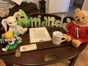 Lot -Girl Collectibles- Amanda for Sale in Riverview, FL