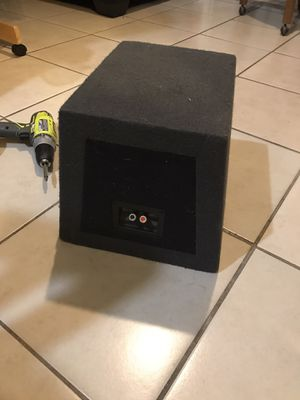 """Subwoofer 10"""" for Sale in Huntington Beach, CA"""