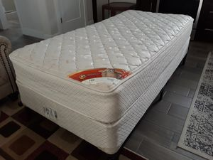 Twin Size Mattress and Box Spring for Sale in Roseville, CA
