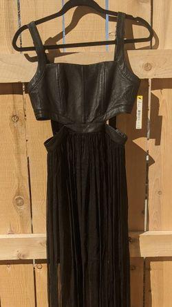 Alice + Olivia By Stacey Bendet Lamb Skin Long Dress for Sale in Sedona,  AZ