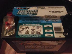 Deka Marine Master Marine Power Battery for Sale in Lynnwood, WA