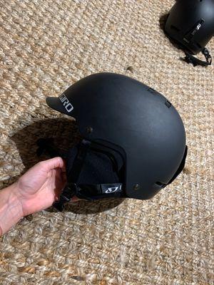 Giro Snow Helmet - matte black - large - Surface-S for Sale in Miami, FL