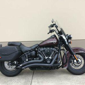 2018 M8 Harley-Davidson Heritage for Sale in Gresham, OR
