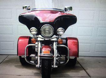 Good 1988 Harley Trike for Sale in San Francisco,  CA