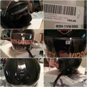 Ladies 3/4 NEW helmet. Reduced $ 90.00 Great for colder weather riding. for Sale in Danville, VA