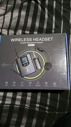Wireless Headset/Lapel Mic for Sale in Phoenix, AZ