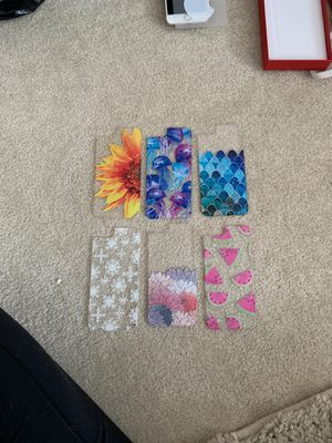 Casetify backings for iPhone 6S for Sale in Canonsburg, PA