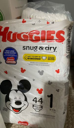 Huggies & Pampers for Sale in Posen, IL