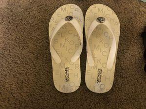 Michael Kors flip-flops for Sale in Cincinnati, OH