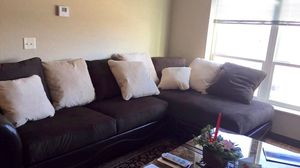 Ashley Furniture Left facing sectional couch for Sale in Fort Lauderdale, FL