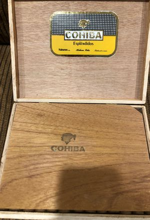 Habanos Cohiba count 25 for Sale in Bell, CA