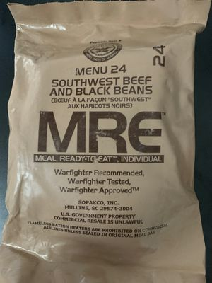 MRE meal for Sale in Phoenix, AZ