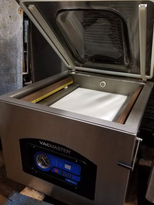 """ARY VacMaster VP321 Chamber Vacuum Packaging Machine with Two 17"""" Seal Bars for Sale for sale  Brooklyn, NY"""