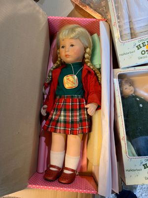 Original Kathe Kruse Antique Doll for Sale in Sandy, UT