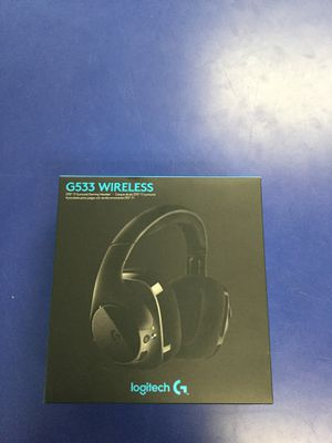 Logitech headphones for Sale in Missouri City, TX