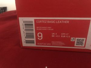 Nike Cortez for Sale in Ithaca, NY