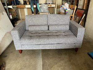 Gray Loveseat for Sale in Newport Beach, CA