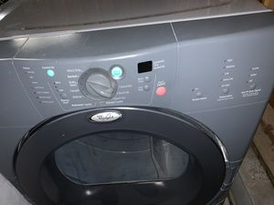 Electric dryer: whirlpool (Gray) for Sale in Glen Allen, VA