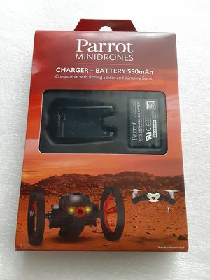 Parrot Minidrones *Charger+Battery 550mAh* Compatible with Parrot Minidrones NEW for Sale in Kent, WA