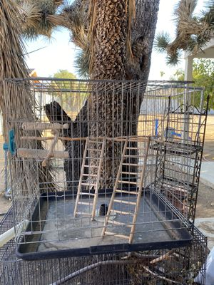 Bird cage for Sale in Yucca Valley, CA