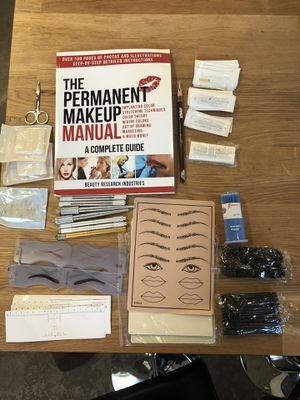 Microblading accessories & tools for Sale in Seattle, WA