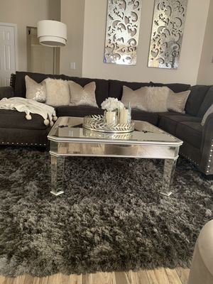 Mirrored coffee table for Sale in Winton, CA