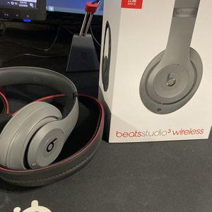 Beats Studio 3 Wireless Gray for Sale in San Jose, CA