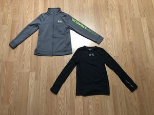 Boys YMD Under Armour tops for Sale in Blue Springs, MO