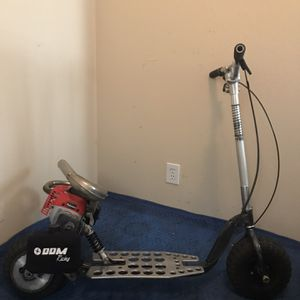 Santa Cruz Boxer Gas Scooter Goped for Sale in Pleasanton, CA
