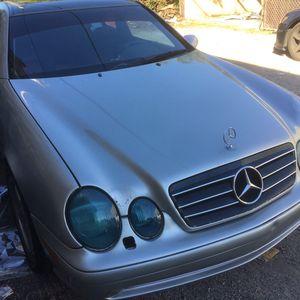 2002 Mercedes Clk 430 for Sale in Miami, FL