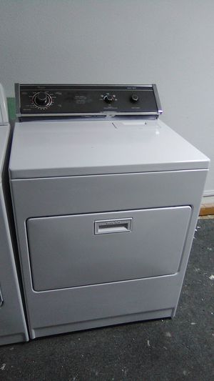 Whirlpool heavy duty super capacity dryer for Sale in Vancouver, WA