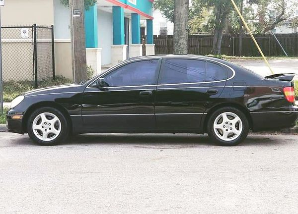99 Lexus GS300