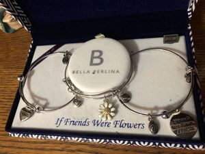 Set of three bracelets - brand new for Sale in Bedford, TX