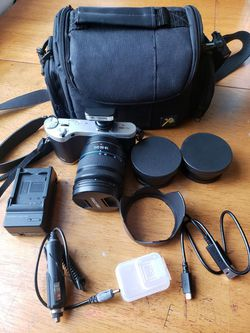 Samsung Digital Camera NX 300 for Sale in Renton,  WA