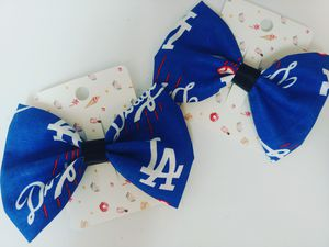 Dodger bow $3 for Sale in Fontana, CA