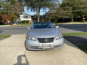 2007 Lexus ES350 - $9000 OBO for Sale in McLean, VA
