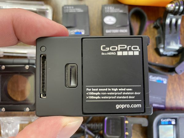 GoPro Hero 3 Black Edition and many Accessories!