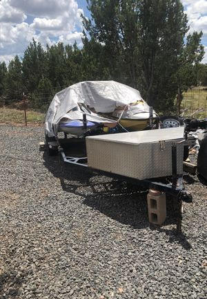 Jetske's with trailer for sale $1500 or best offer for Sale in White Mountain Lakes Estates, AZ