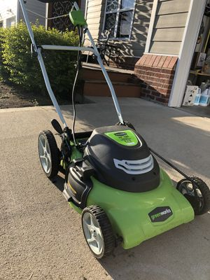 Electric lawn mower for Sale in Georgetown, KY