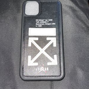 Off White Air Jordan iPhone 11 Pro Max for Sale in West Covina, CA