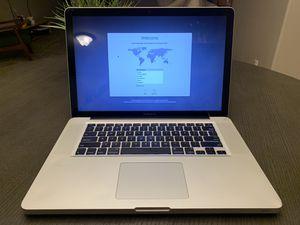 """2011 MacBook Pro 15"""" for Sale in Poplar Grove, IL"""